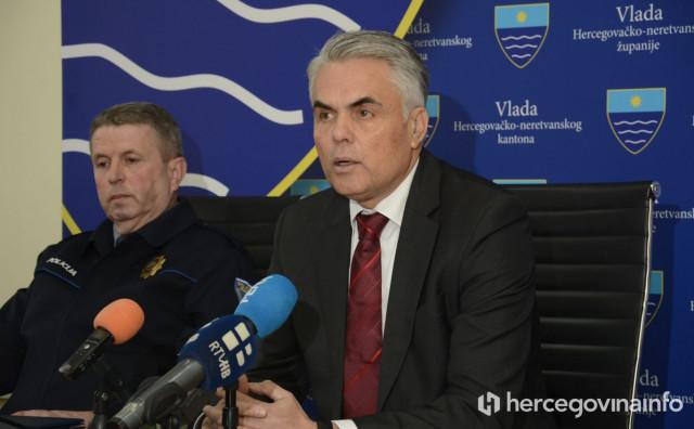 MUP HNŽ O ANONIMNOM PISMU Cilj je lažno oklevetati ministra Bevandu