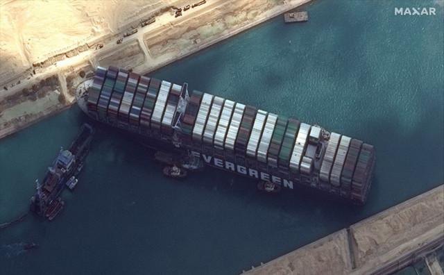 Brod koji je blokirao Sueski kanal napokon pomaknut i plovi