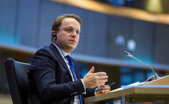 VARHELYI Reforme u oblasti osnovnih prava ubrzavaju put zapadnog Balkana u EU