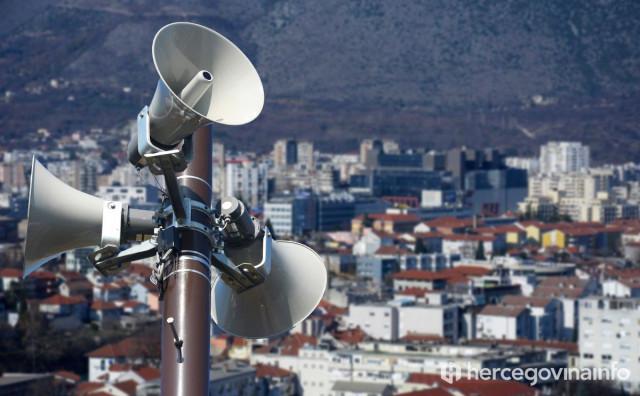 Pitali smo Grad Mostar što vam je činiti kada čujete sirene za uzbunu