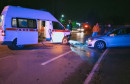 MOSTAR Sudar vozila Hitne pomoći i osobnog automobila