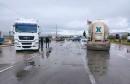 MOSTAR U sudaru dva teretna vozila ozlijeđena jedna osoba