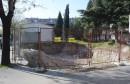 Aktivisti podsjetili Grad Mostar na rupu u središtu grada