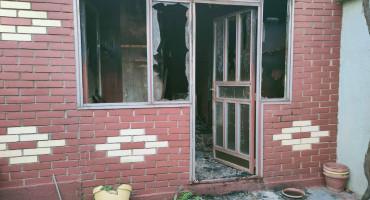 MOSTAR Vatra uništila obiteljsku kuću