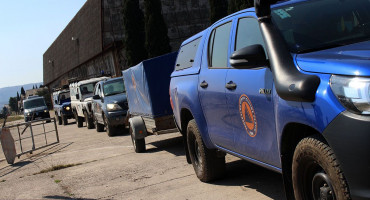 UNIŠTENO Dok ste pravili planove za vikend, kroz Mostar je prošlo 120 kg eksploziva
