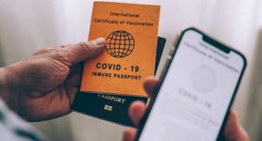 SLUŽBENO Covid putovnice u upotrebi od 1. srpnja