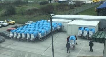 Vlada SAD-a donirala Graničnoj policiji BiH opremu za suzbijanje širenja koronavirusa
