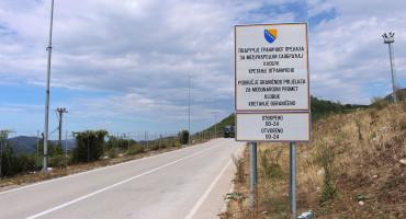 Graničari kod Trebinja uhitili dvije osobe