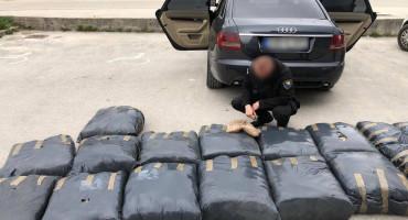 Gruđanin uhvaćen s rezanim duhanom vrijednim oko 55 tisuća maraka