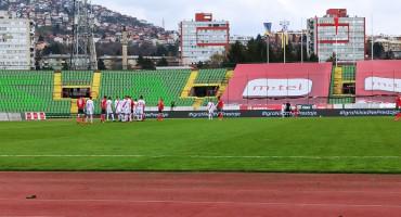Zrinjski 'tricom' slavio protiv Olimpika na Koševu