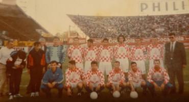 Pogledajte dokumentarac o jedinoj utakmici nogometne reprezentacije Herceg-Bosne