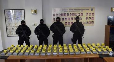 PLOČE Ponovno kokain u bananama, 'palo' 500 kilograma