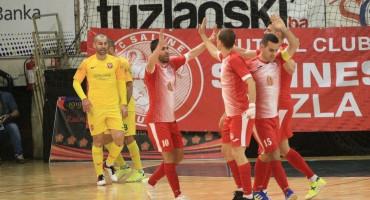Salines izjednačio minimalnom pobjedom, Milanović i Galić briljirali