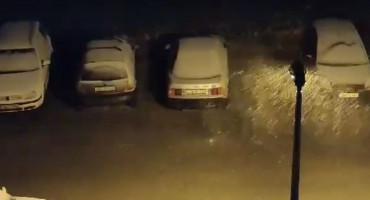 Snijeg stigao i u Hercegovinu