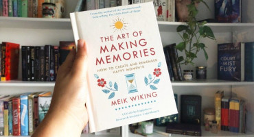 Znate li stvarati uspomene? Uz ovu knjigu ćete naučiti!