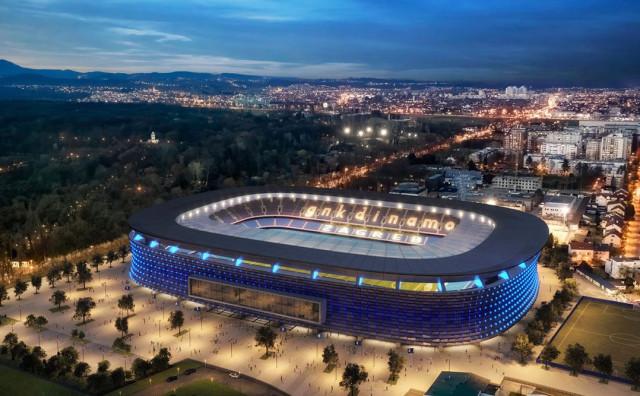 ZAGREB Dinamova želja - stadion od 60 milijuna eura