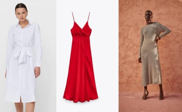 Ovo su najljepše midi haljine koje smo pronašli u trenutnoj ponudi
