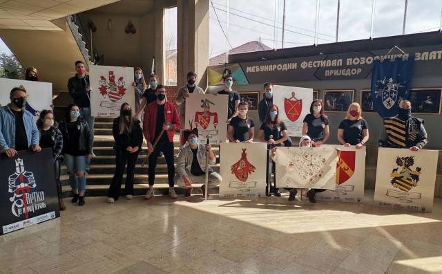 RUSAG Mladi iz Mostara i Trebinja se zanimali o kralju Tvrtku