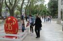 """Turisti """"preplavili"""" Trebinje, popunjeno 80 posto smještajnih kapaciteta"""