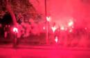 Bad Blue Boysi iz Čapljine obnovljeni grafit proslavili bakljadom