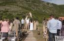 Slike ovog boho vjenčanja u okolici Mostara morate vidjeti