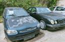 Napušteni automobili u Mostaru