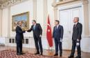 PREDSJEDNIŠTVO BIH Susret s ministrom vanjskih poslova Turske: Radujemo se novom druženju sa Erdoganom