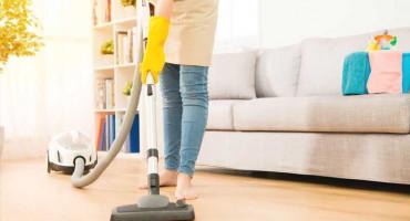Uz 1 sat čišćenja dnevno, vaš dom će uvijek biti uredan. Saznajte kako!
