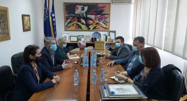 GOSPODARSTVO I TURIZAM Nakon Mostara i Sarajeva, povezali se Tuzla i Gradiška