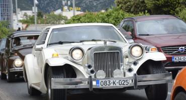 Oldtimeri iz cijele regije stigli u Mostar