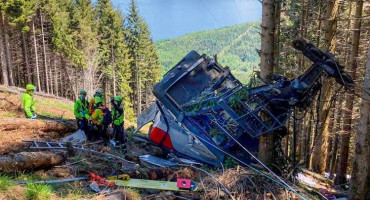 Troje uhićenih nakon nesreće u kojoj je poginulo 14 ljudi, ostavili uređaj koji deaktivira kočnice
