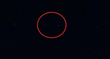 Mnogi su sinoć vidjeli svjetleće objekte na nebu, evo o čemu se radi