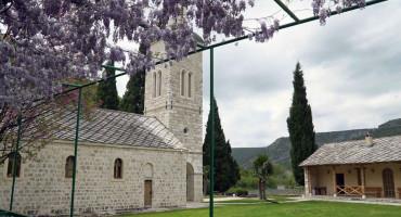 Manastir Žitomislić duhovni centar pravoslavnih vjernika u Hercegovini