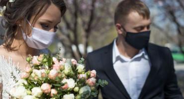 POPUŠTANJE MJERA U HRVATSKOJ Na svadbu s negativnim testom, potvrdom da ste preboljeli covid ili ako ste cijepljeni s dvije doze