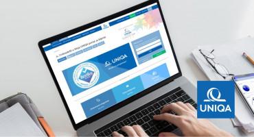 Moja UNIQA - nova web aplikacija za klijente