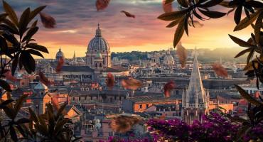 Povratne aviokarte za Rim već od 21 euro