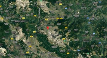 Potres od 4,6 stupnjeva pogodio Hercegovinu