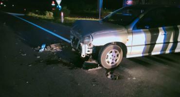 MOSTAR Veća materijalna šteta u sudaru dva automobila
