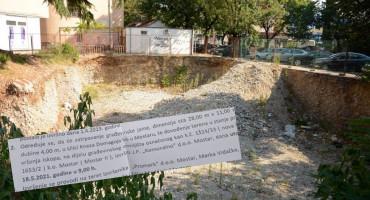 """Svečano zatrpavanje rupe 18. svibnja; ĆAVAR """"Ovo je veliki korak za Mostar"""""""
