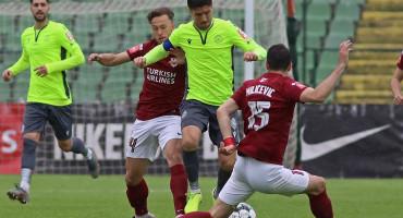 Pobjeda Sarajeva nad Željezničarom za povratak na vrh