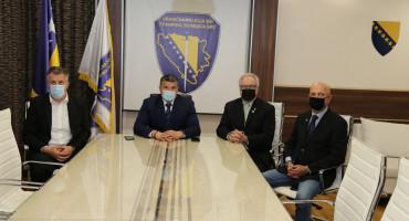 S GRUPOM Granična policija BiH spremna za suradnju u borbi protiv terorizma