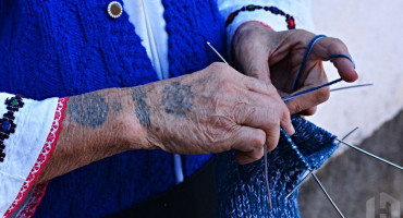 Tradicionalne tetovaže iz Rame na izložbi u Bruxellesu
