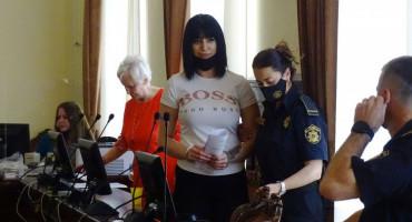 Fatalna Sunita opet u sudnici, Dalipagić tvrdi da izrazito pati