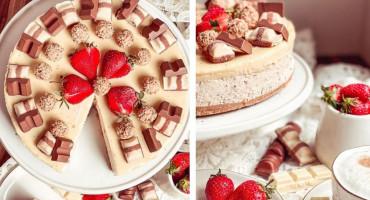 Kinder Bueno torta koju jedva čekamo probati