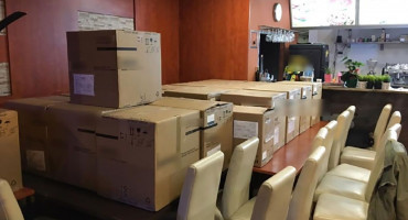 PRIKRIVANJE Preko Kosova nabavio respiratore ukradene u Švedskoj, pa ih skrio u zagrebačkom restoranu