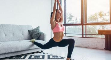 5 besplatnih aplikacija za vježbanje kod kuće