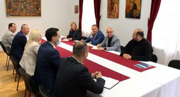 DUŽNOSNIK IZ SRBIJE U MOSTARU Srbija može biti primjer za rješenja manjinskih zajednica