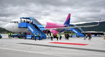 Otvorena Wizz Air baza u Sarajevu: Do Stockholma za 30 eura