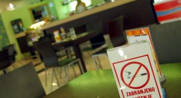Usvojen zakon o zabrani pušenja na javnim mjestima u Federaciji