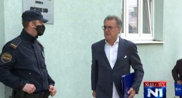 Zdravko Mamić stigao u tužiteljstvo u Livnu
